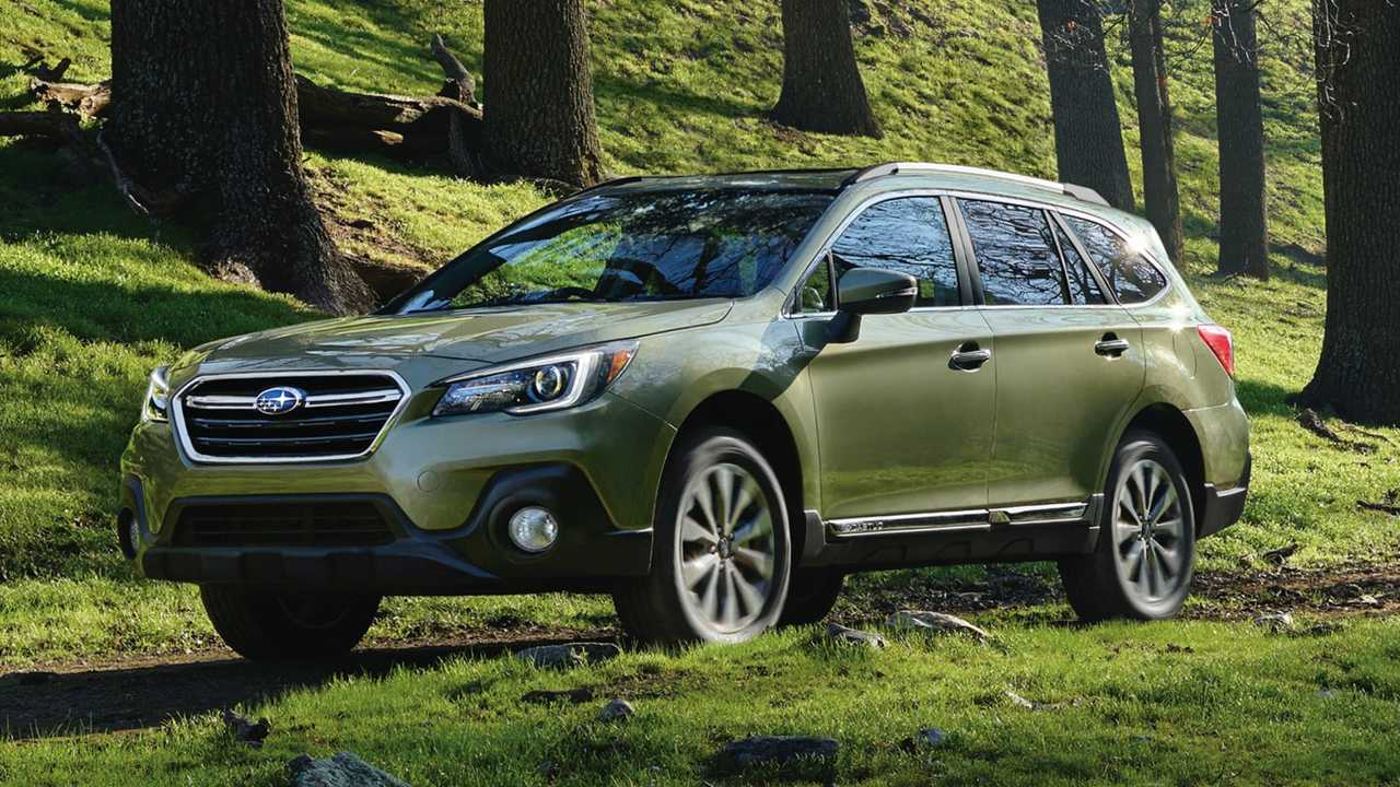 38 New Subaru Outback 2020 Uk Exterior for Subaru Outback 2020 Uk