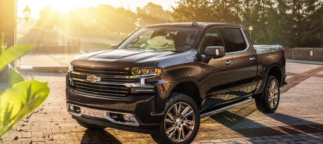 38 The Chevrolet High Country 2020 Concept with Chevrolet High Country 2020