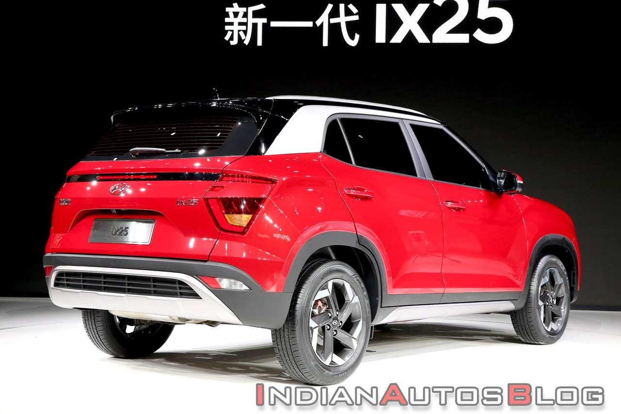 38 The Hyundai Ix25 2020 Performance with Hyundai Ix25 2020
