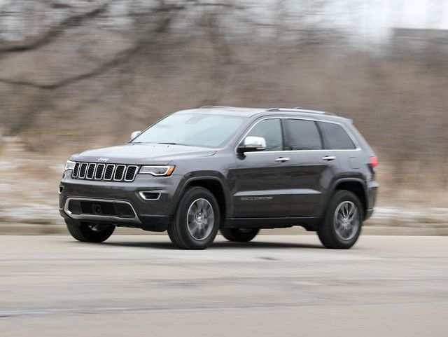 38 The Jeep Grand Cherokee Performance by Jeep Grand Cherokee
