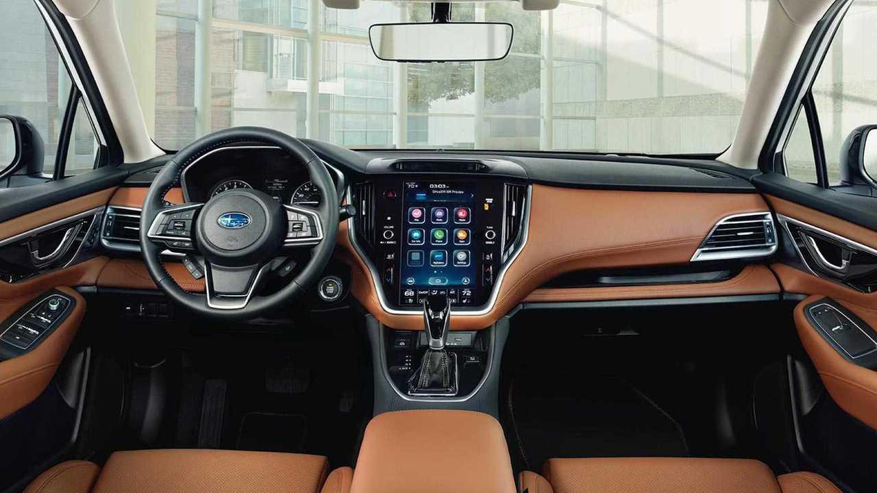 38 The Subaru Legacy 2020 Interior Engine with Subaru Legacy 2020 Interior