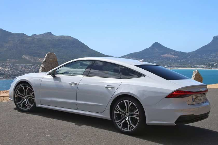 39 All New 2019 Audi A7 Performance for 2019 Audi A7