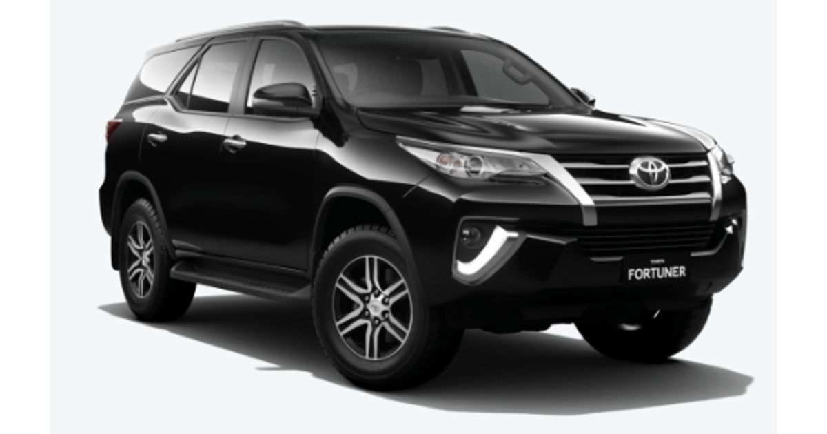 39 All New 2019 Toyota Fortuner Redesign by 2019 Toyota Fortuner