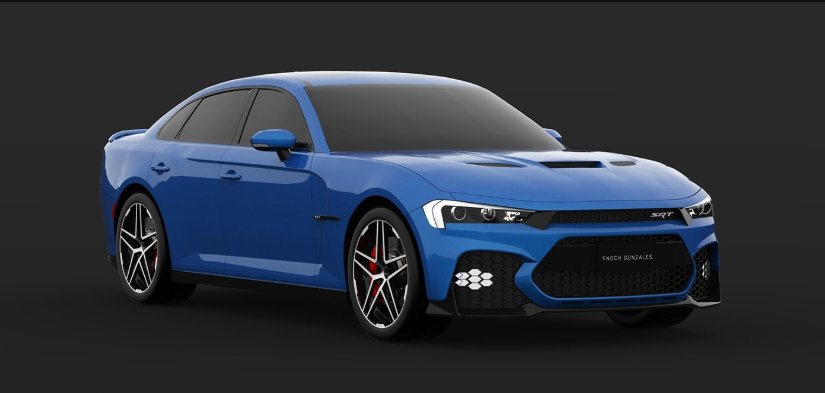 39 All New Dodge Charger Redesign 2020 Review by Dodge Charger Redesign 2020