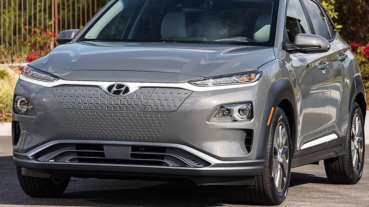 39 All New Hyundai Kona Ev 2020 Pictures for Hyundai Kona Ev 2020