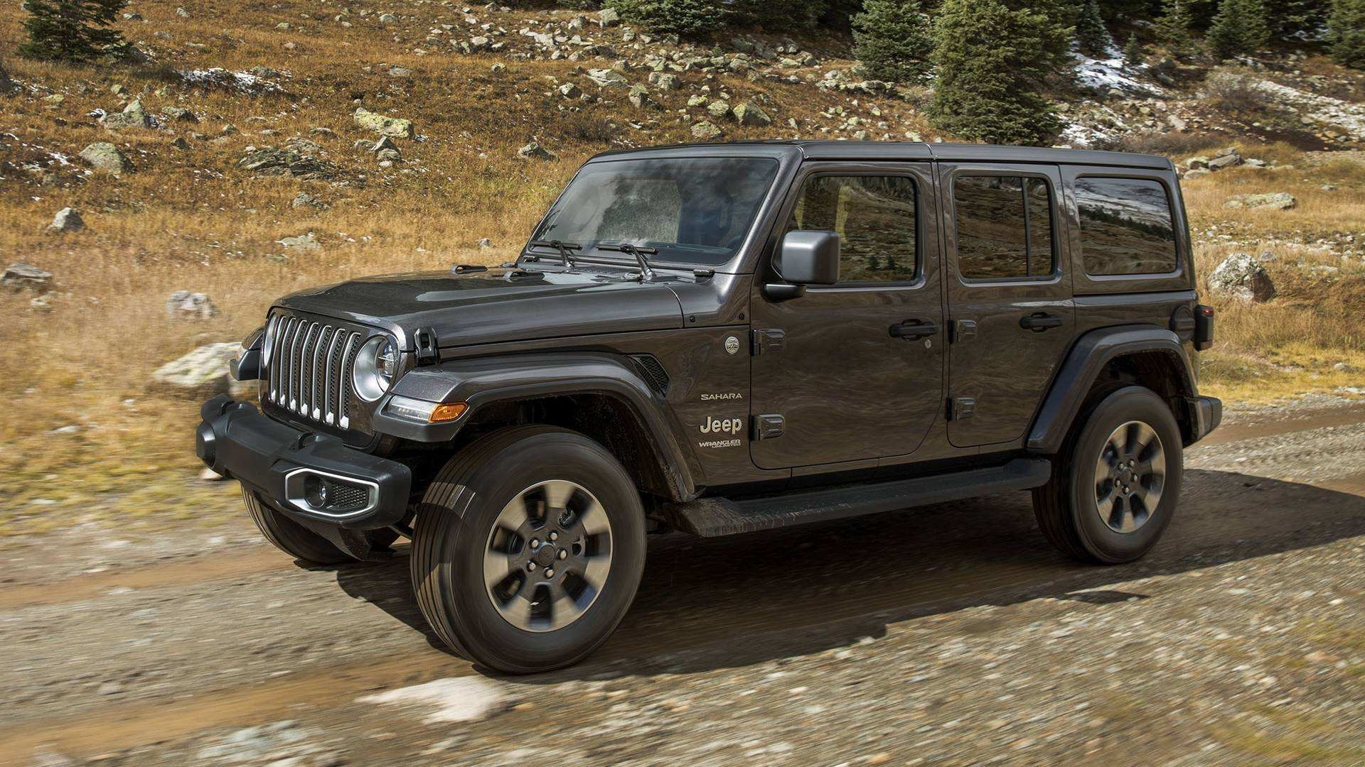 39 All New When Will 2020 Jeep Wrangler Be Available Speed Test by When Will 2020 Jeep Wrangler Be Available