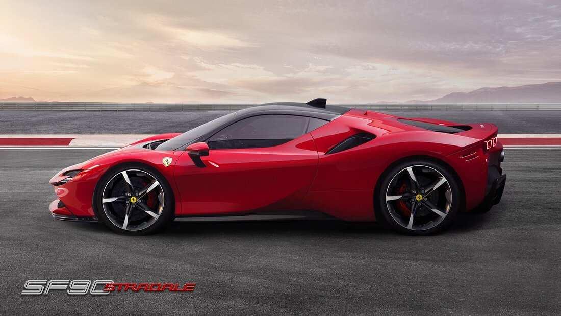 39 Best Review Ferrari B 2020 New Concept with Ferrari B 2020