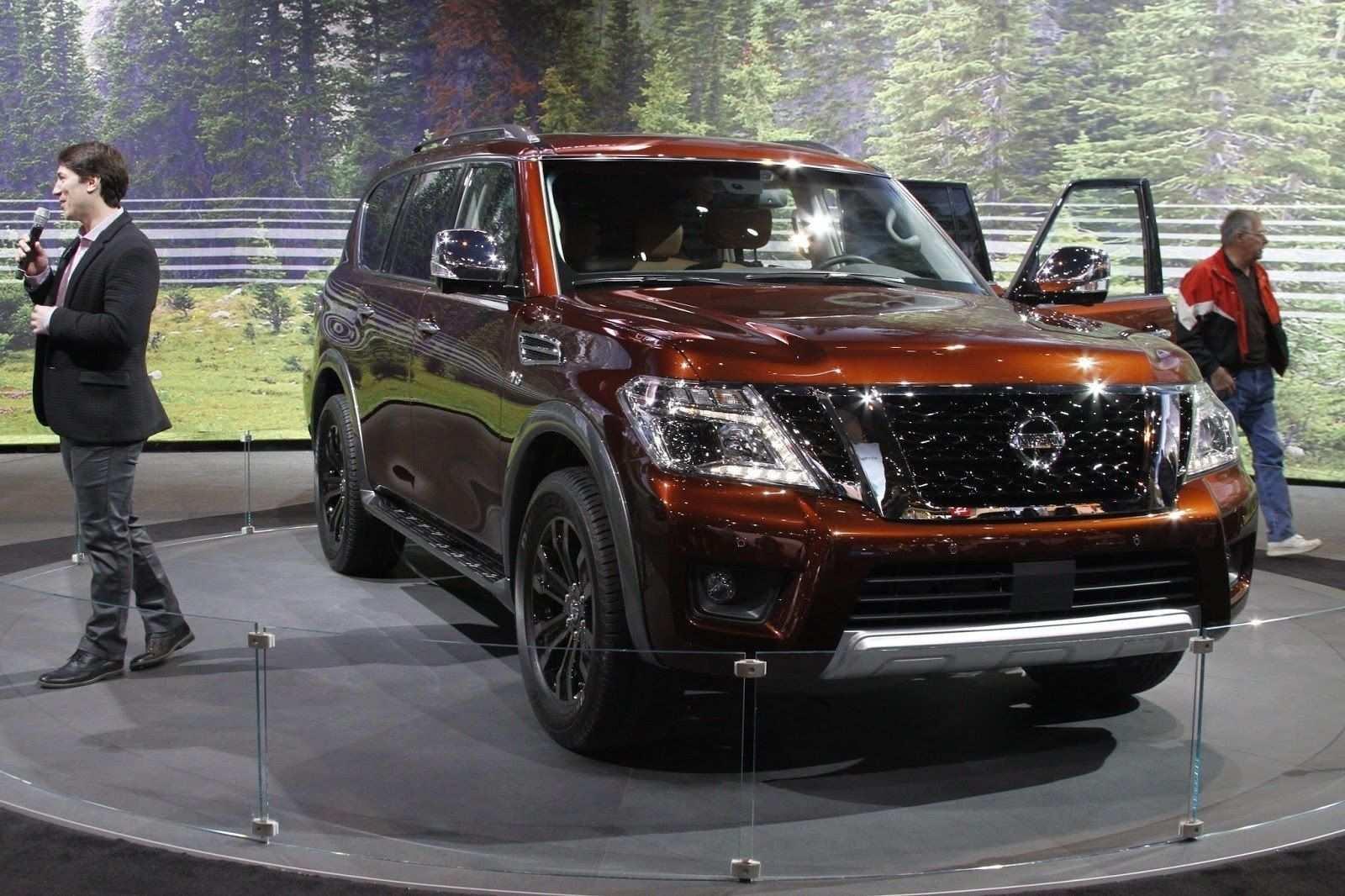 39 Concept of Nissan Y62 2020 Exterior by Nissan Y62 2020