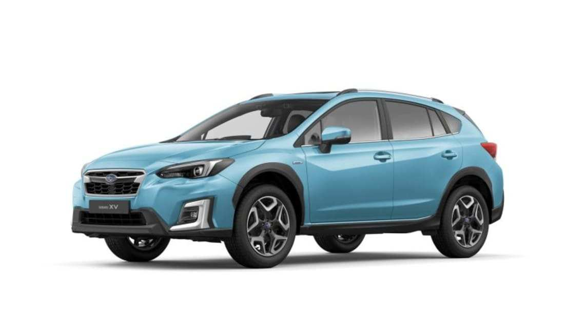 39 Concept of Subaru Electric 2020 Configurations for Subaru Electric 2020