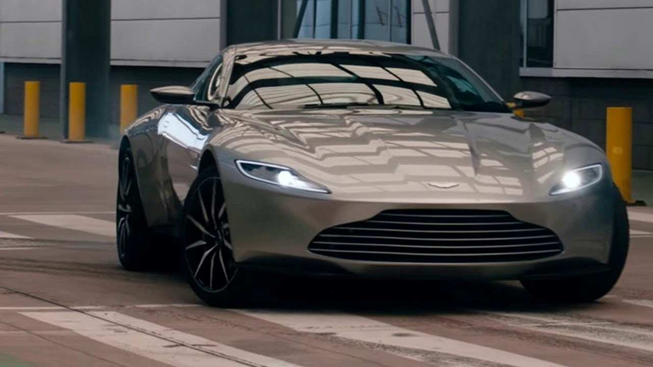 39 Gallery of 2019 Aston Martin Vanquish Speed Test by 2019 Aston Martin Vanquish