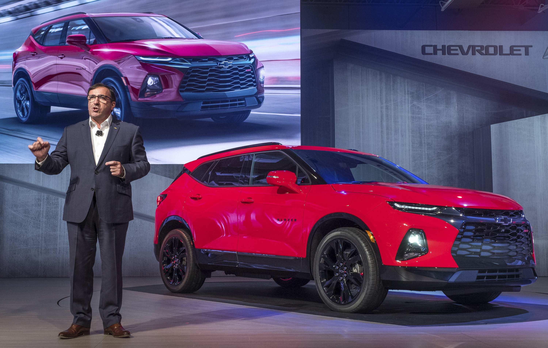 39 Gallery of 2019 Chevrolet Trailblazer Ss Interior for 2019 Chevrolet Trailblazer Ss