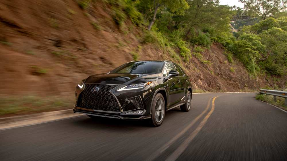 39 Gallery of Lexus Rx 2020 Overview by Lexus Rx 2020