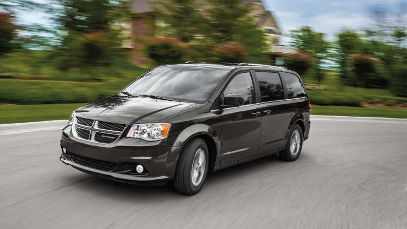 39 Great Dodge Grand Caravan 2020 Exterior and Interior with Dodge Grand Caravan 2020