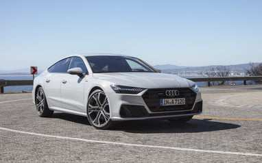 39 New 2019 Audi A7 First Drive by 2019 Audi A7