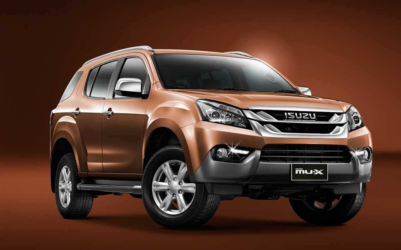 39 New 2020 Isuzu Mu X Performance with 2020 Isuzu Mu X