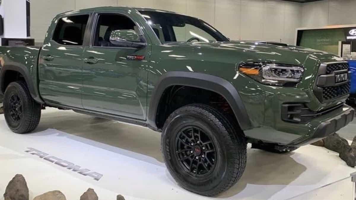 39 New Toyota Tacoma Hybrid 2020 Configurations for Toyota Tacoma Hybrid 2020