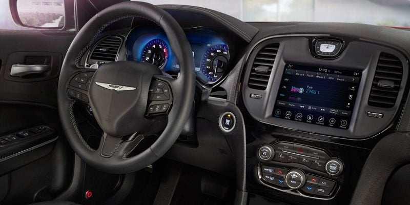 39 The 2019 Chrysler 300 Interior with 2019 Chrysler 300