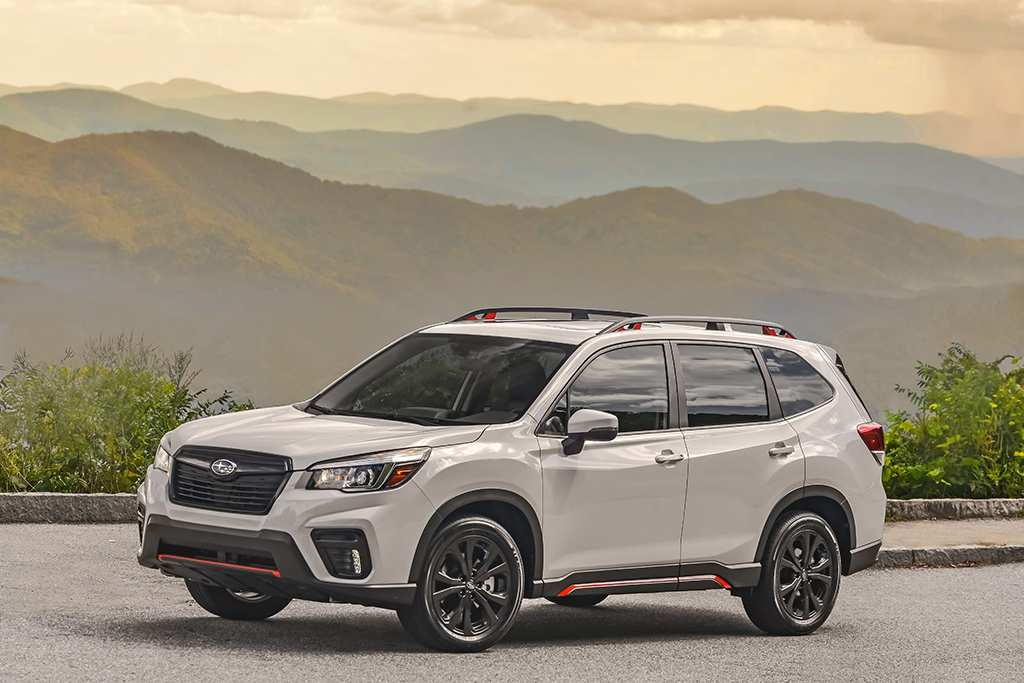 39 The 2019 Subaru Forester Specs and Review with 2019 Subaru Forester