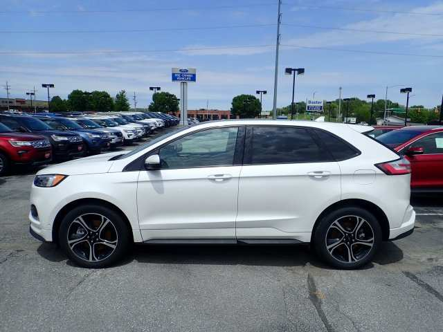 40 All New 2019 Ford Edge Sport Pictures with 2019 Ford Edge Sport