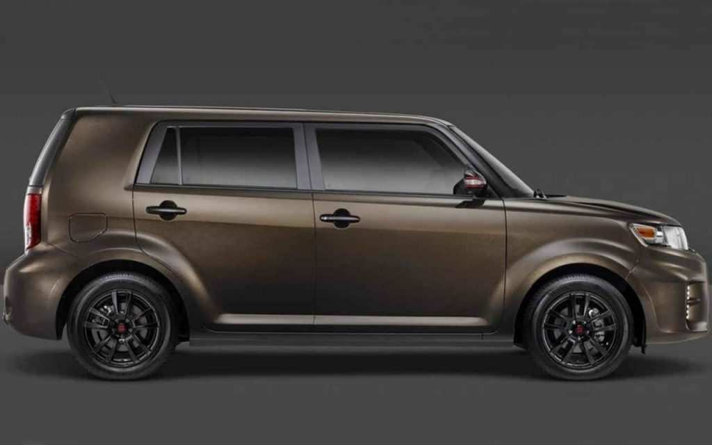 40 All New 2019 Scion Xb Spy Shoot for 2019 Scion Xb