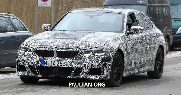40 All New Spy Shots Bmw 3 Series Review by Spy Shots Bmw 3 Series