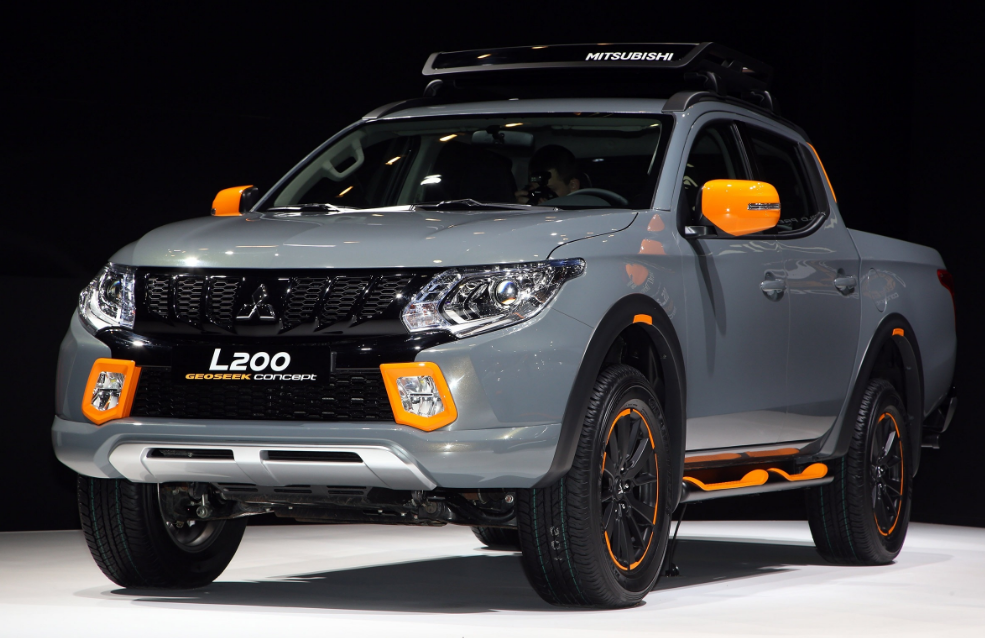 40 Best Review 2020 Mitsubishi Triton Specs Redesign and Concept by 2020 Mitsubishi Triton Specs