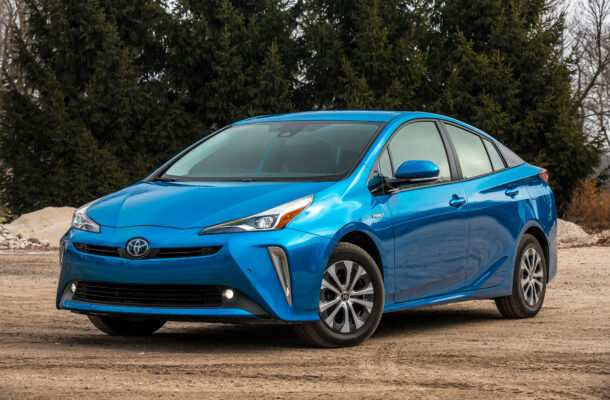 40 Concept of 2019 Toyota Prius Picture by 2019 Toyota Prius