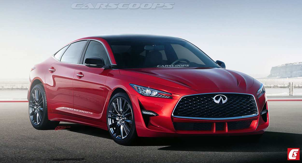 40 Concept of 2020 Infiniti Qx50 Sport Specs and Review for 2020 Infiniti Qx50 Sport