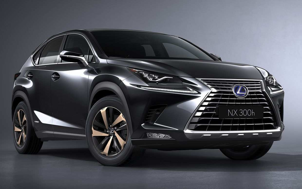 40 Concept of Lexus Nx 2020 News Wallpaper for Lexus Nx 2020 News