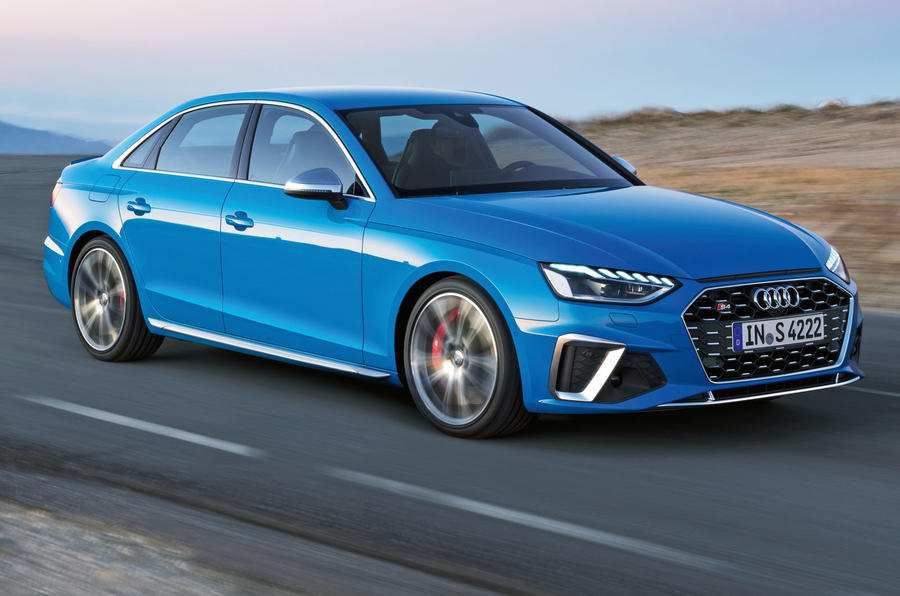 40 Gallery of 2019 Audi S4 Price with 2019 Audi S4