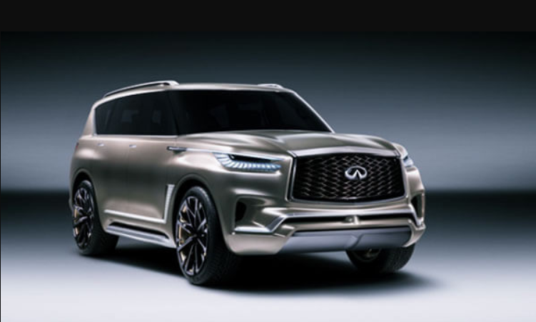 40 Gallery of Infiniti Qx80 New Model 2020 Pictures with Infiniti Qx80 New Model 2020