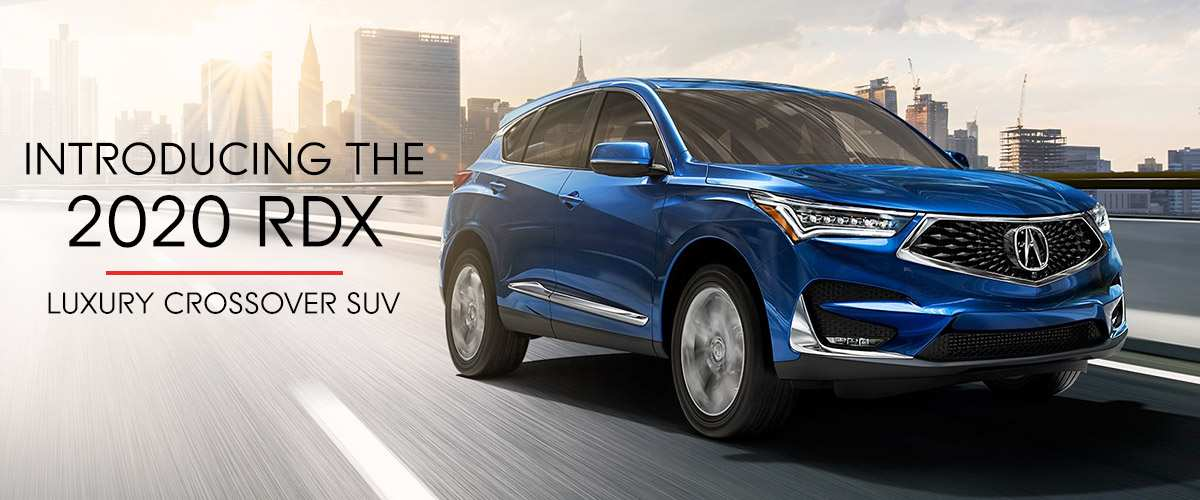 40 Gallery of When Will Acura Rdx 2020 Be Available Photos with When Will Acura Rdx 2020 Be Available