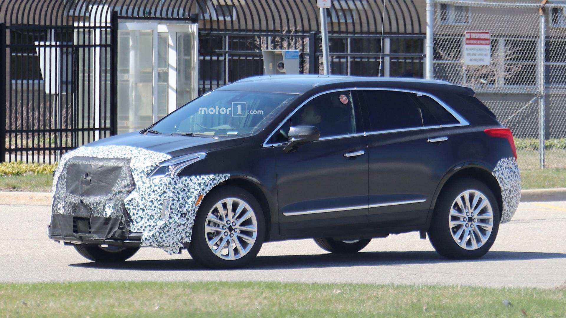 40 Great 2019 Spy Shots Cadillac Xt5 Price and Review for 2019 Spy Shots Cadillac Xt5