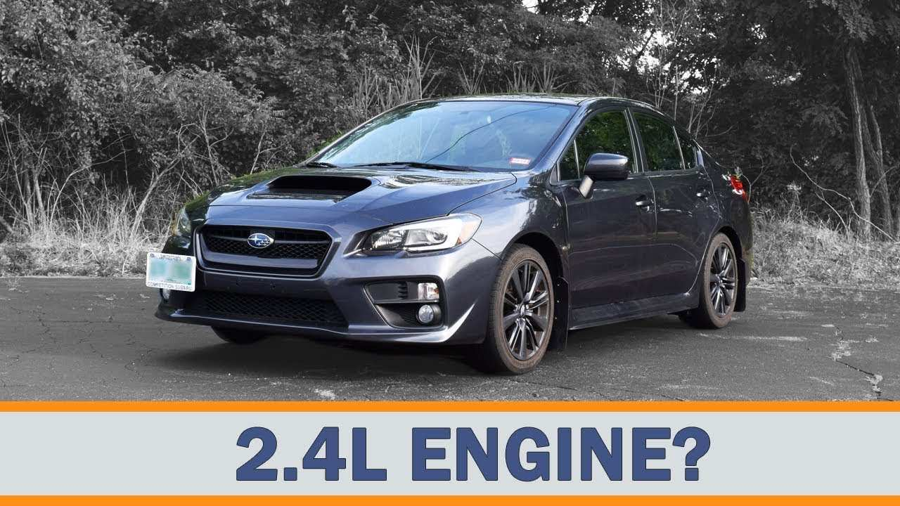 40 Great 2020 Subaru Sti Engine Price by 2020 Subaru Sti Engine