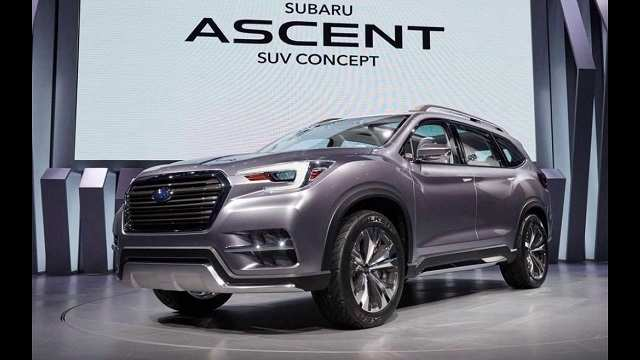 40 New Subaru Ascent 2020 Photos for Subaru Ascent 2020