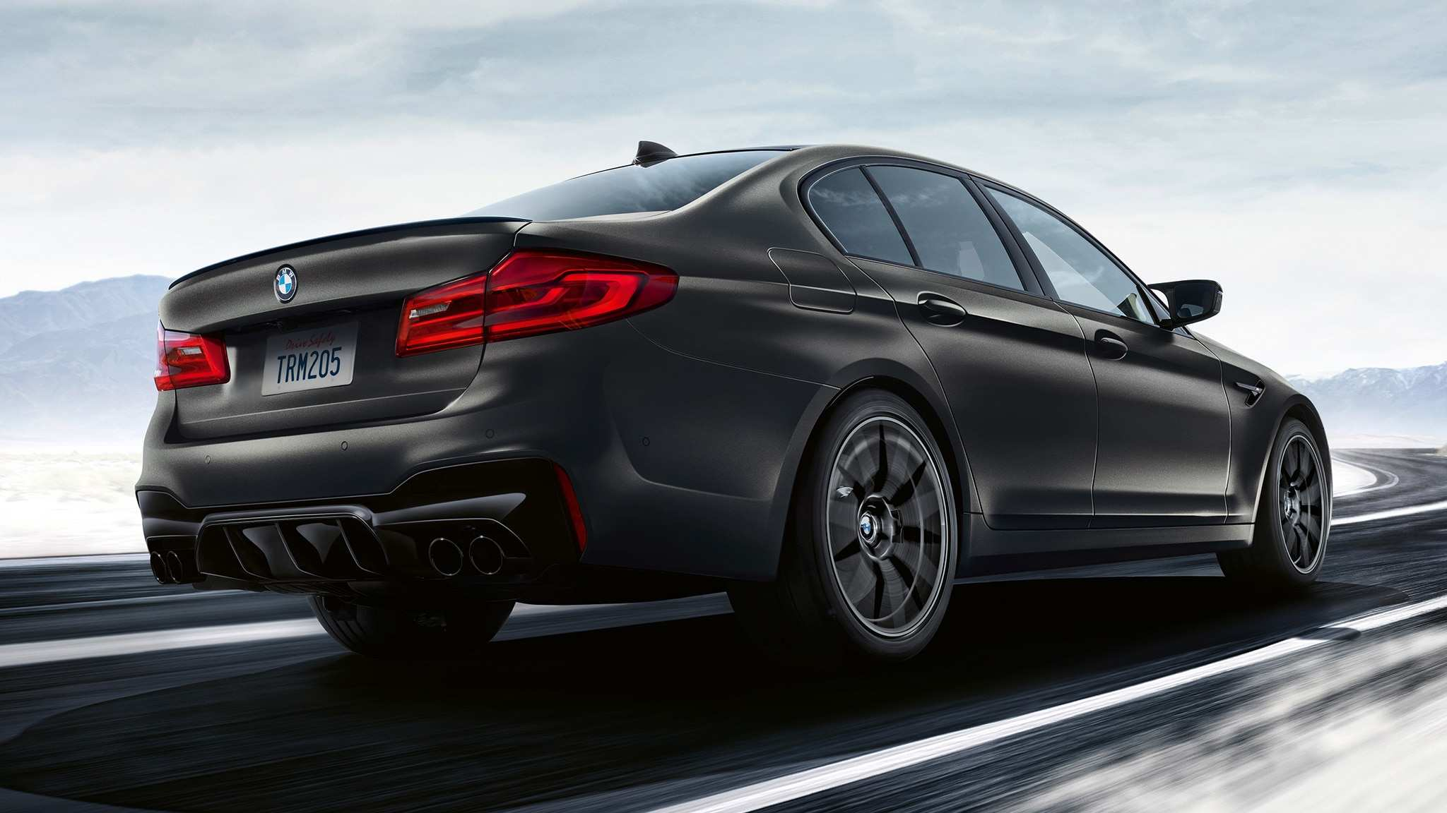 40 The Bmw M5 2020 Concept for Bmw M5 2020