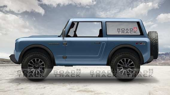 40 The Ford Bronco 2020 Release Date Concept for Ford Bronco 2020 Release Date
