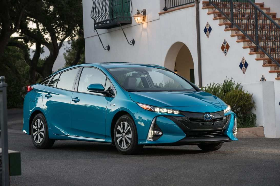 40 The Toyota Prius 2020 Exterior and Interior for Toyota Prius 2020