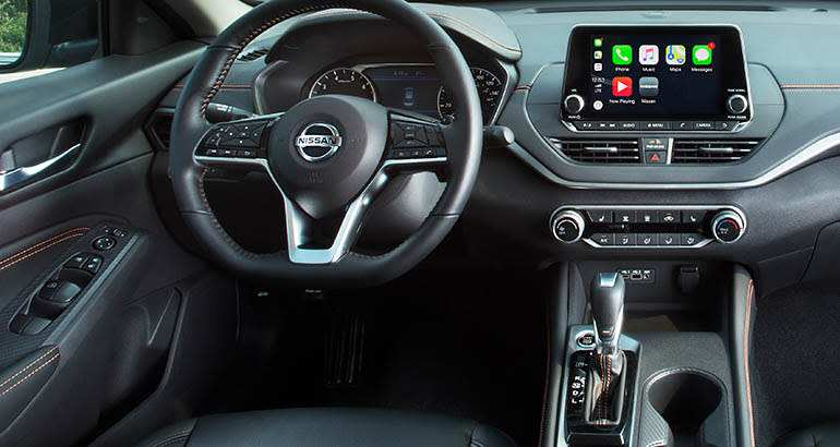 41 All New 2019 Nissan Altima Interior Exterior and Interior for 2019 Nissan Altima Interior