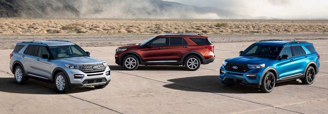 41 All New Ford Explorer 2020 Release Date Model for Ford Explorer 2020 Release Date