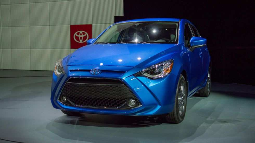 41 All New Toyota Yaris 2020 Concept Specs and Review for Toyota Yaris 2020 Concept