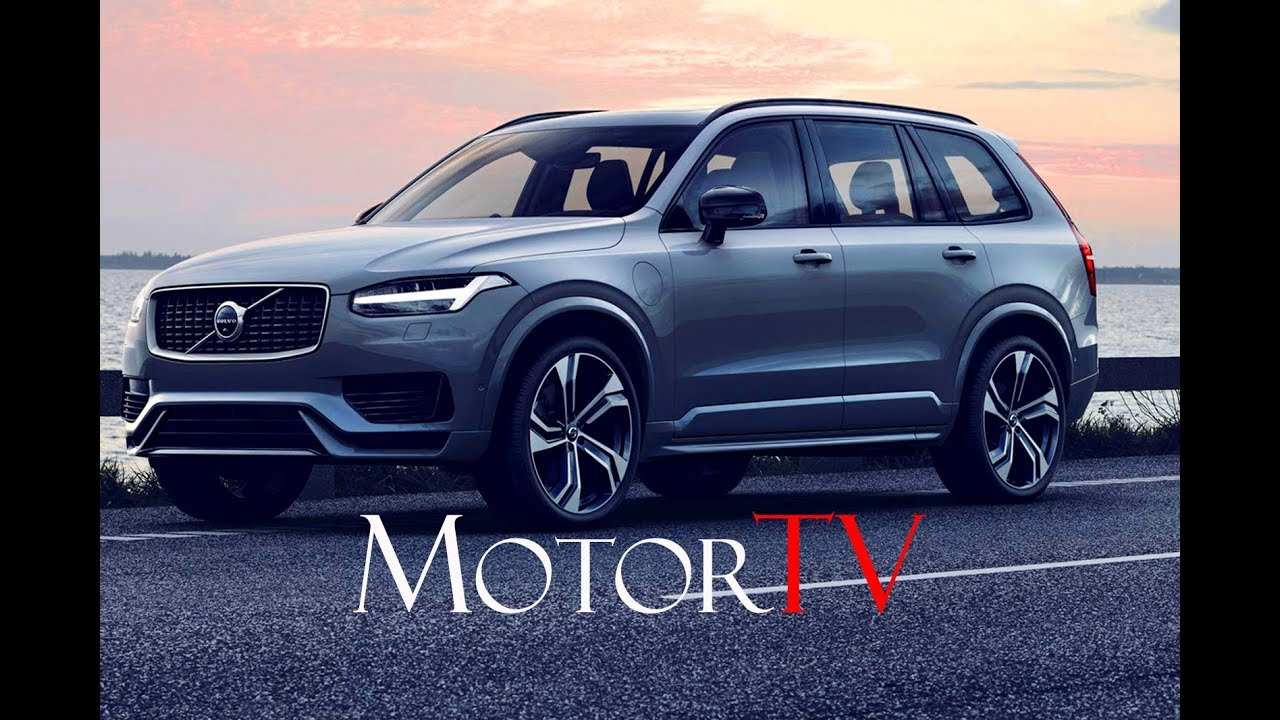 41 All New When Is The 2020 Volvo Xc90 Coming Out Research New for When Is The 2020 Volvo Xc90 Coming Out