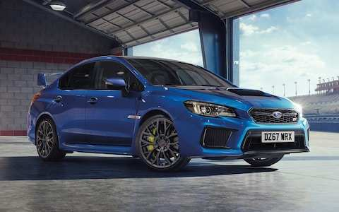 41 Best Review 2019 Subaru Wrx Sti Rumors with 2019 Subaru Wrx Sti