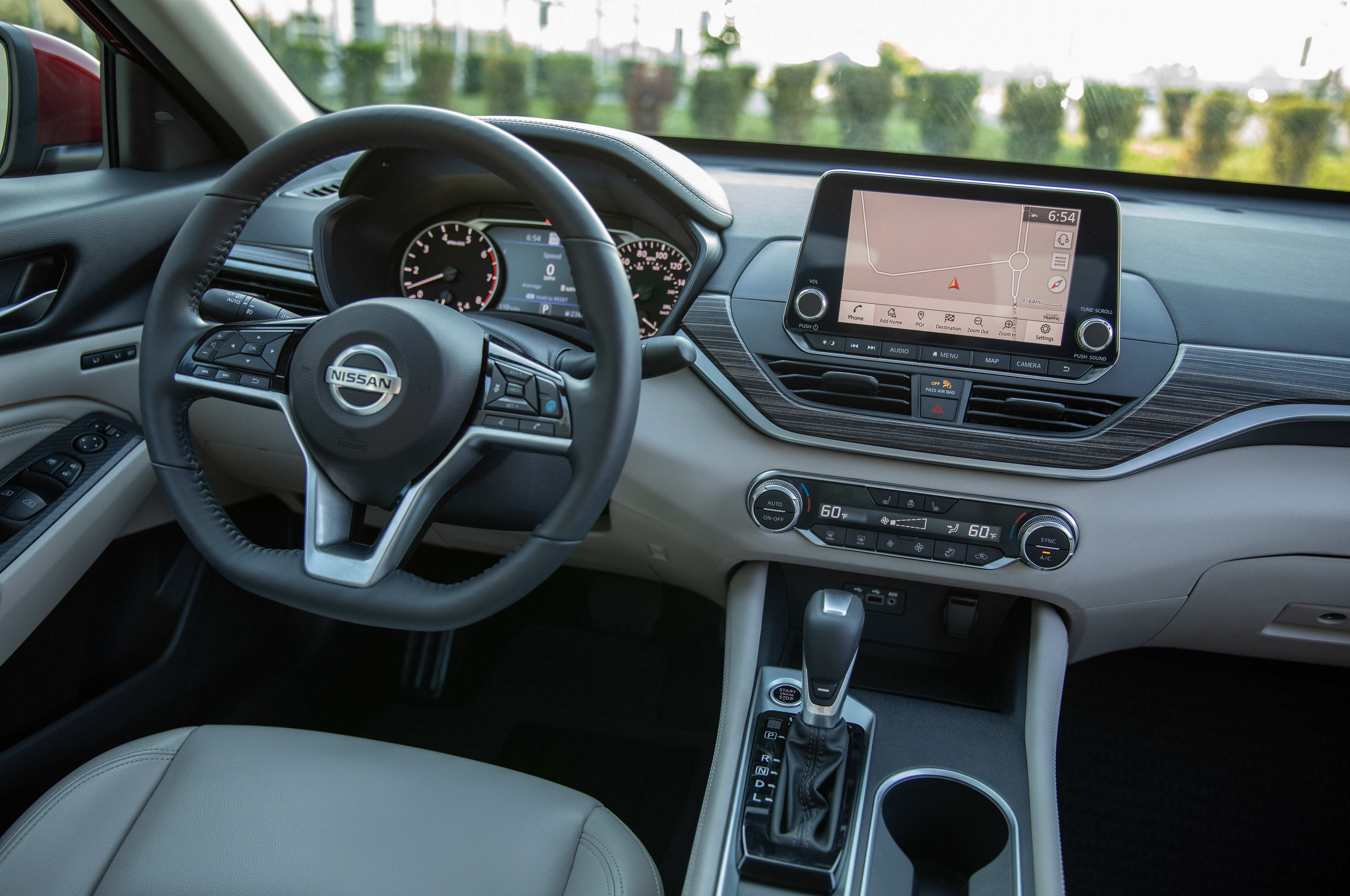 41 Concept of 2019 Nissan Altima Interior Concept by 2019 Nissan Altima Interior