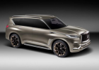 41 Concept of Infiniti Qx80 New Model 2020 Rumors with Infiniti Qx80 New Model 2020