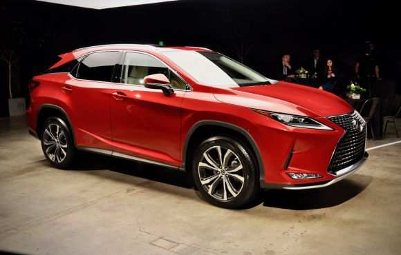 41 Concept of Lexus Rx 450H 2020 Redesign and Concept for Lexus Rx 450H 2020