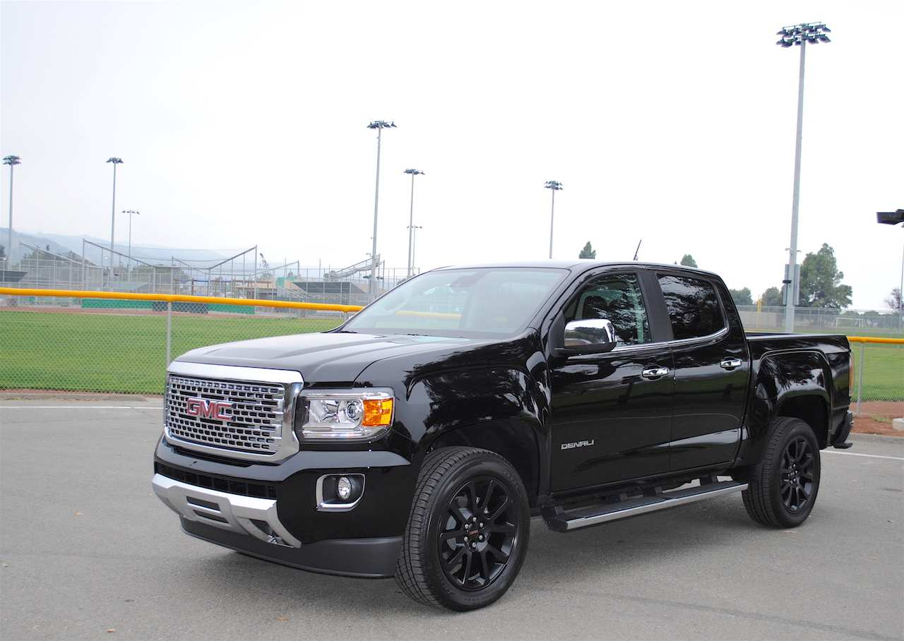 41 Gallery of 2019 Gmc Canyon Denali Photos for 2019 Gmc Canyon Denali