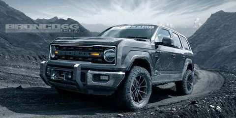 41 Gallery of Build Your Own 2020 Ford Bronco Images with Build Your Own 2020 Ford Bronco