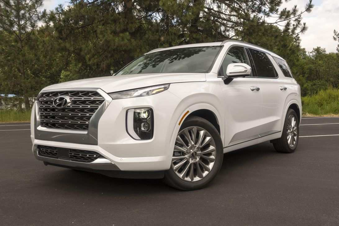 41 Gallery of Hyundai Full Size Suv 2020 Picture for Hyundai Full Size Suv 2020