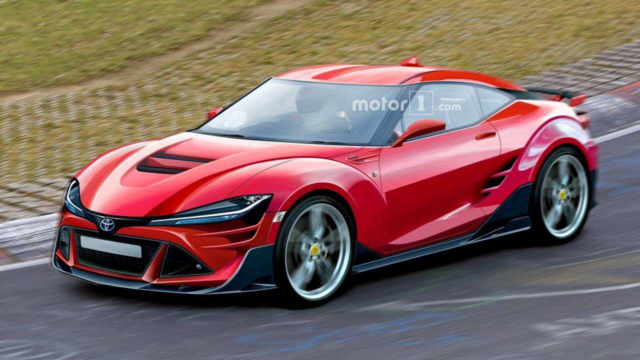 41 Gallery of Toyota New Releases 2020 Pictures for Toyota New Releases 2020